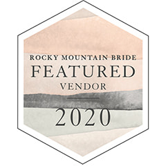 Rocky Mountain Bride Featured Vendor — 2020